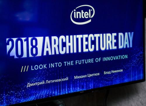 Intel Architecture Day 01