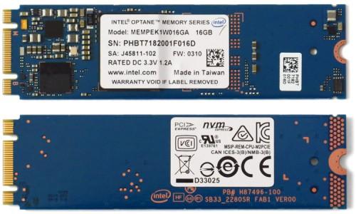 HDD + Optane Memory 16GB 04
