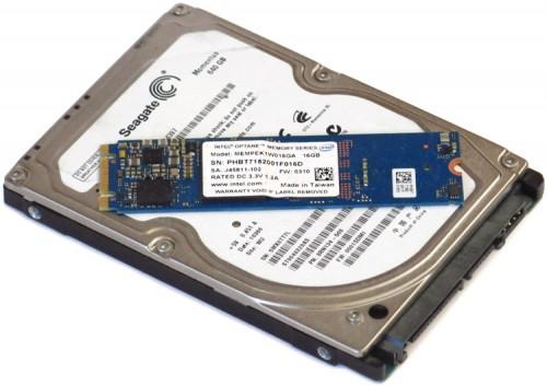 HDD + Optane Memory 16GB 05