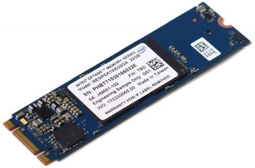 HDD + Optane Memory 16GB 16