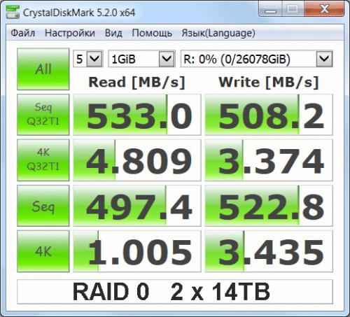 RAID 0 MG07ACA14TE 04