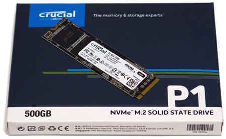 M.2 SSD Crucial P1 500GB (часть 4)
