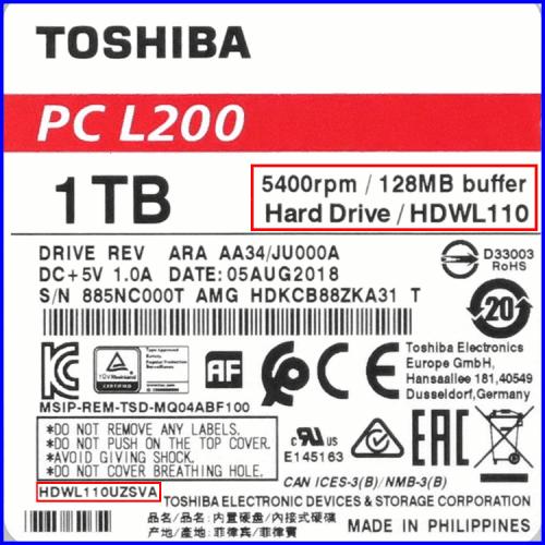 L200 HDD 1TB Slim 03-1