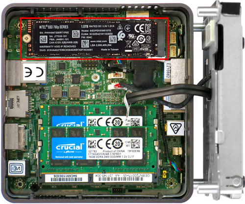 Intel 760p 1TB 02 SSD Intel 760p 1.024TB