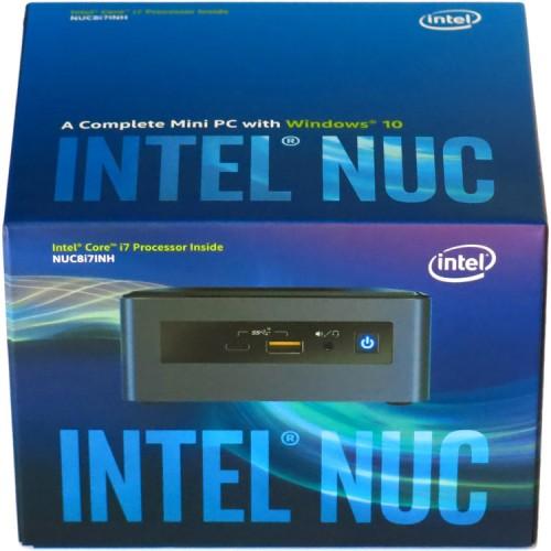 Testing NUC8i7INHJA 01-0