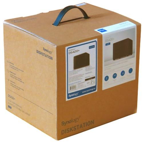 Synology DiskStation DS420+ 01-1