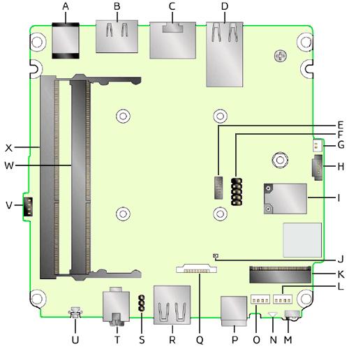 Arc NUC10i5FNKPA 06
