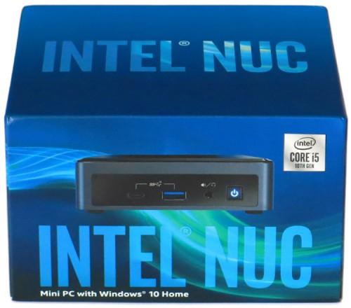 Testing NUC10i5FNKPA 01-0