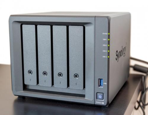 Сетевой накопитель Synology DS920+